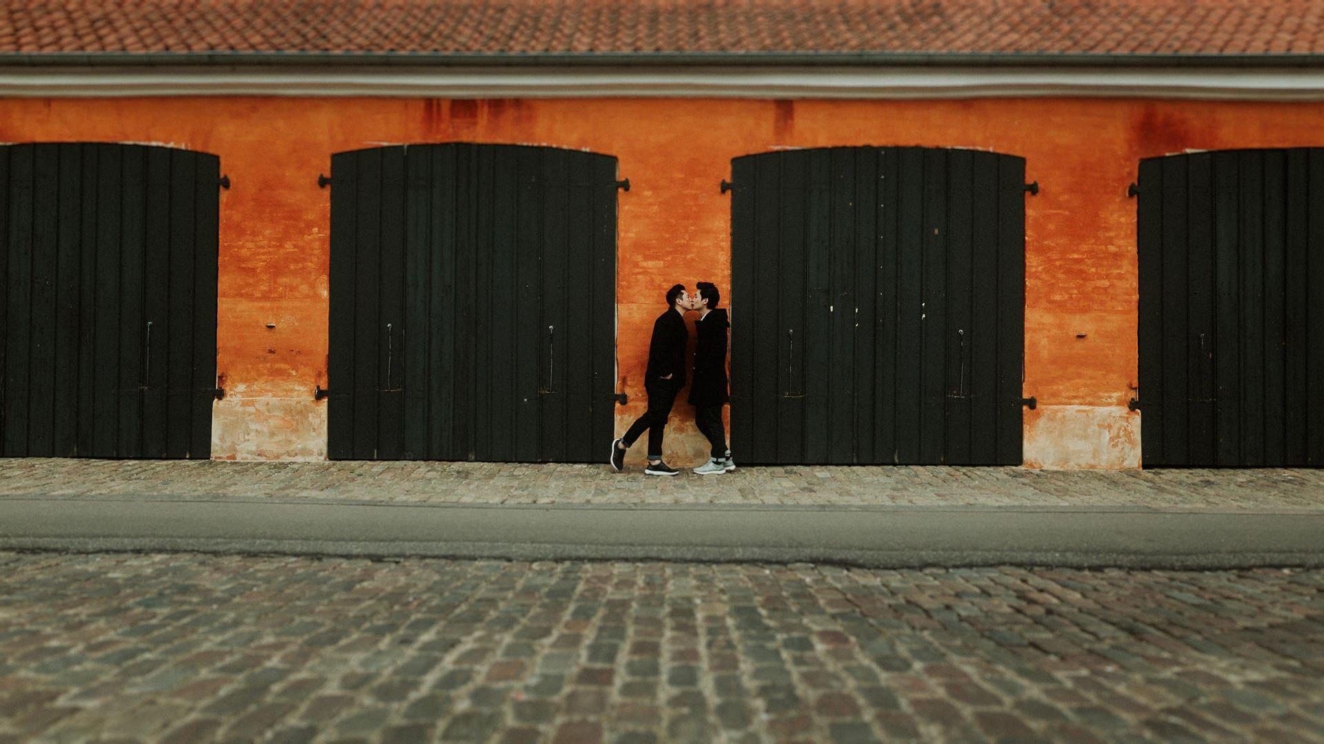 Kopenhagen Destination Wedding Photographer Denmark Lgbtq Samesex Elopement 0004