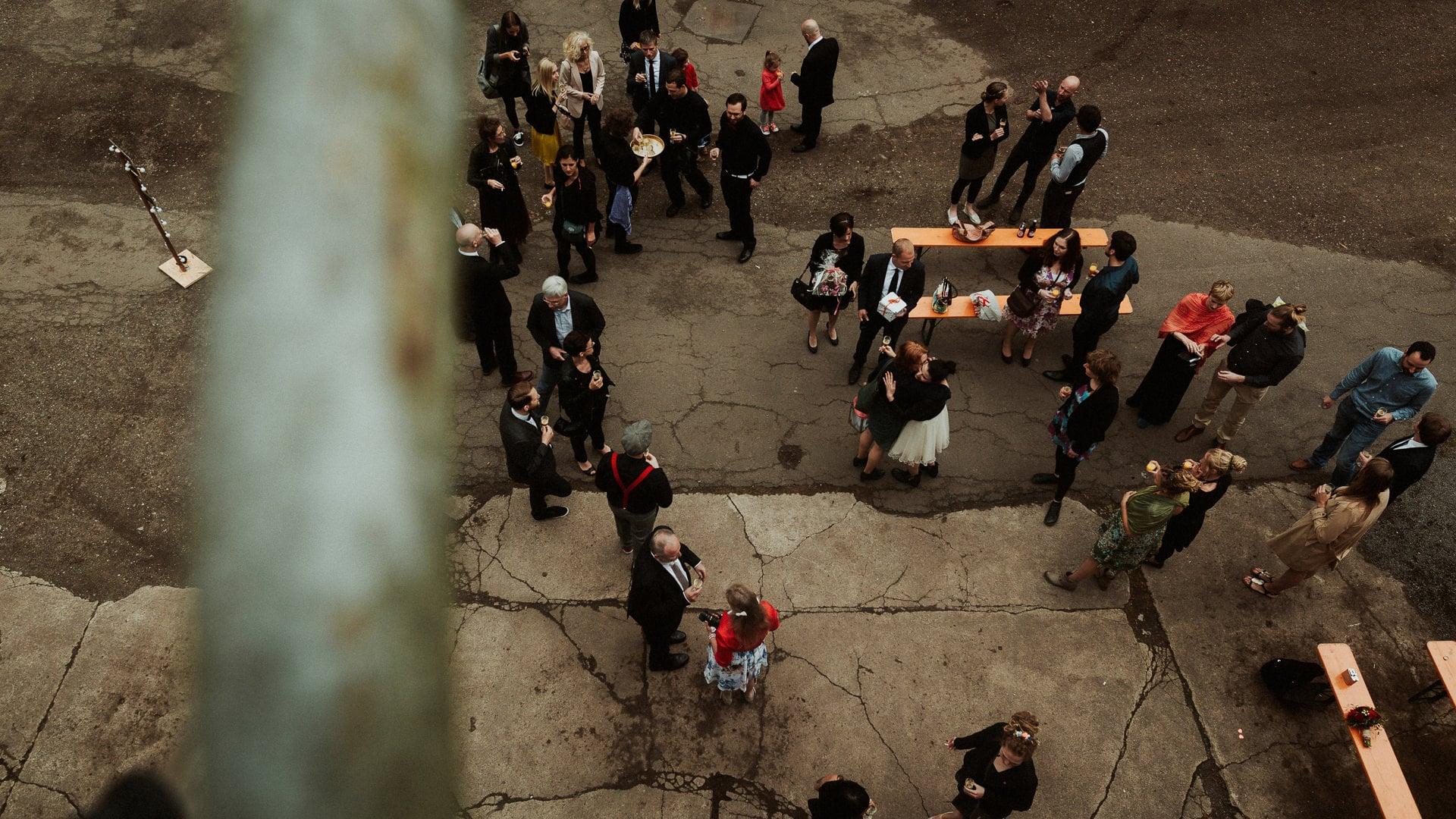 Hochzeitsfotograf Hamburg Stpauli Festung Grauer Ort 0013