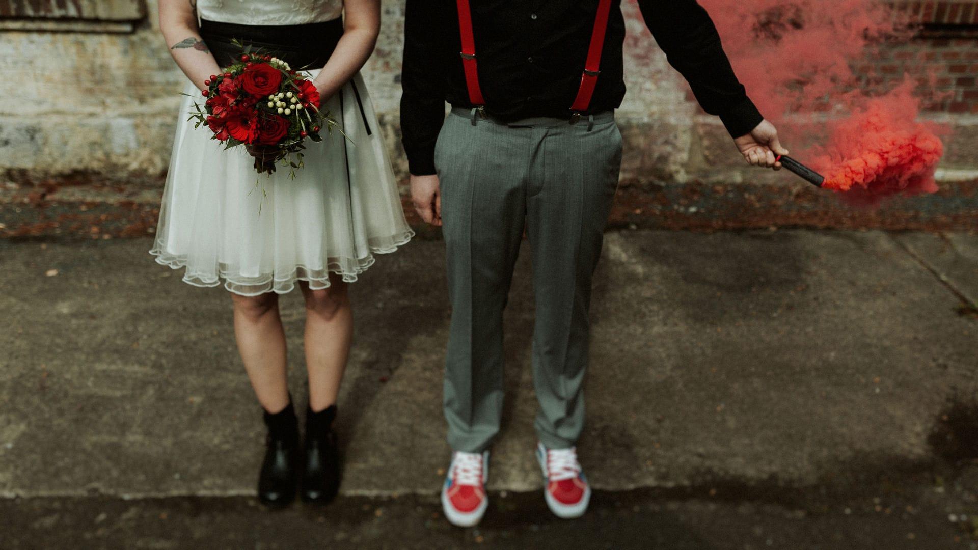 Hochzeitsfotograf Hamburg Stpauli Festung Grauer Ort 0019
