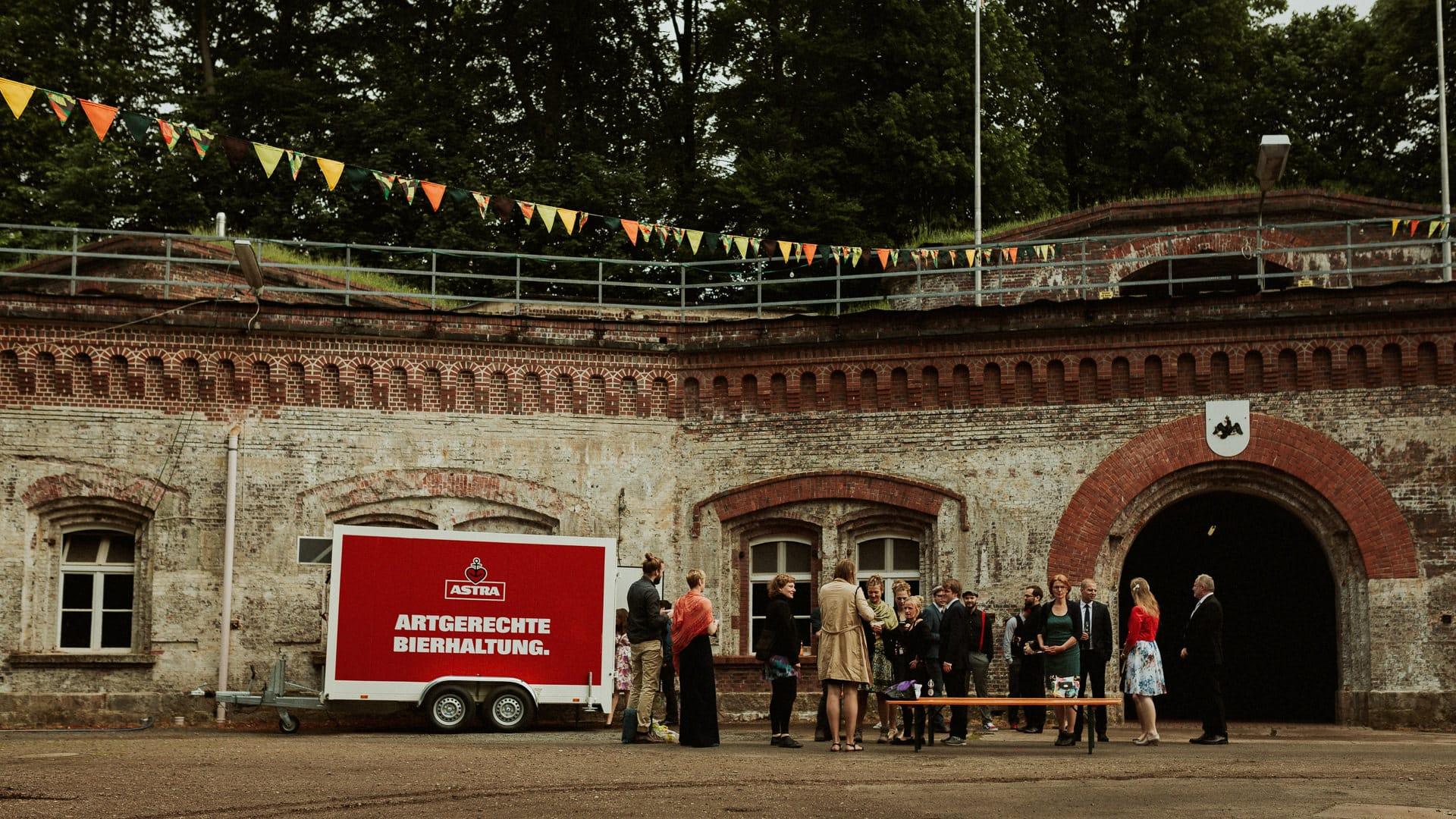 Hochzeitsfotograf Hamburg Stpauli Festung Grauer Ort 0020