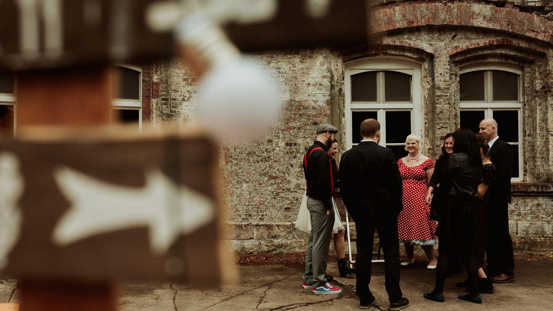 Hochzeitsfotograf Hamburg Stpauli Festung Grauer Ort 0035