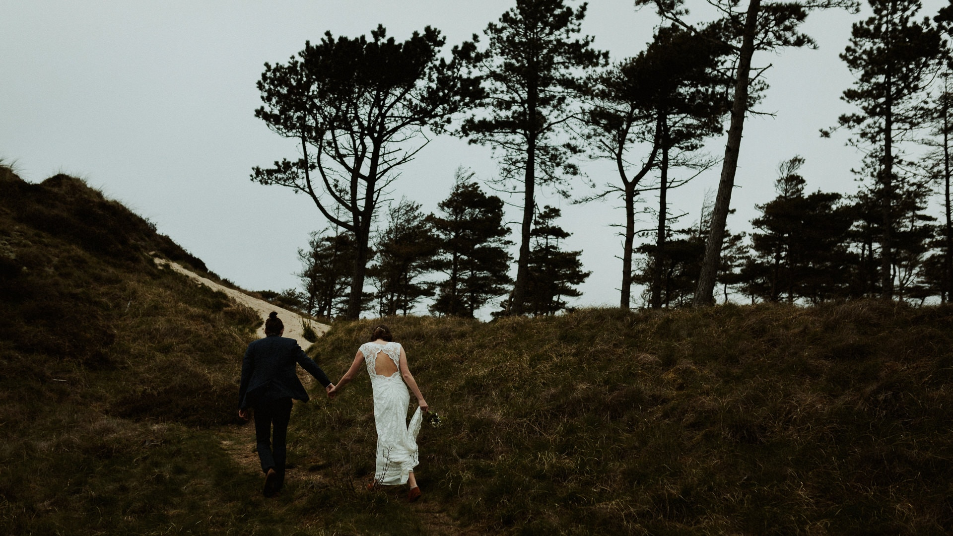 Denmark Wedding Photographer Klitmoeller Surf Elopement 0005