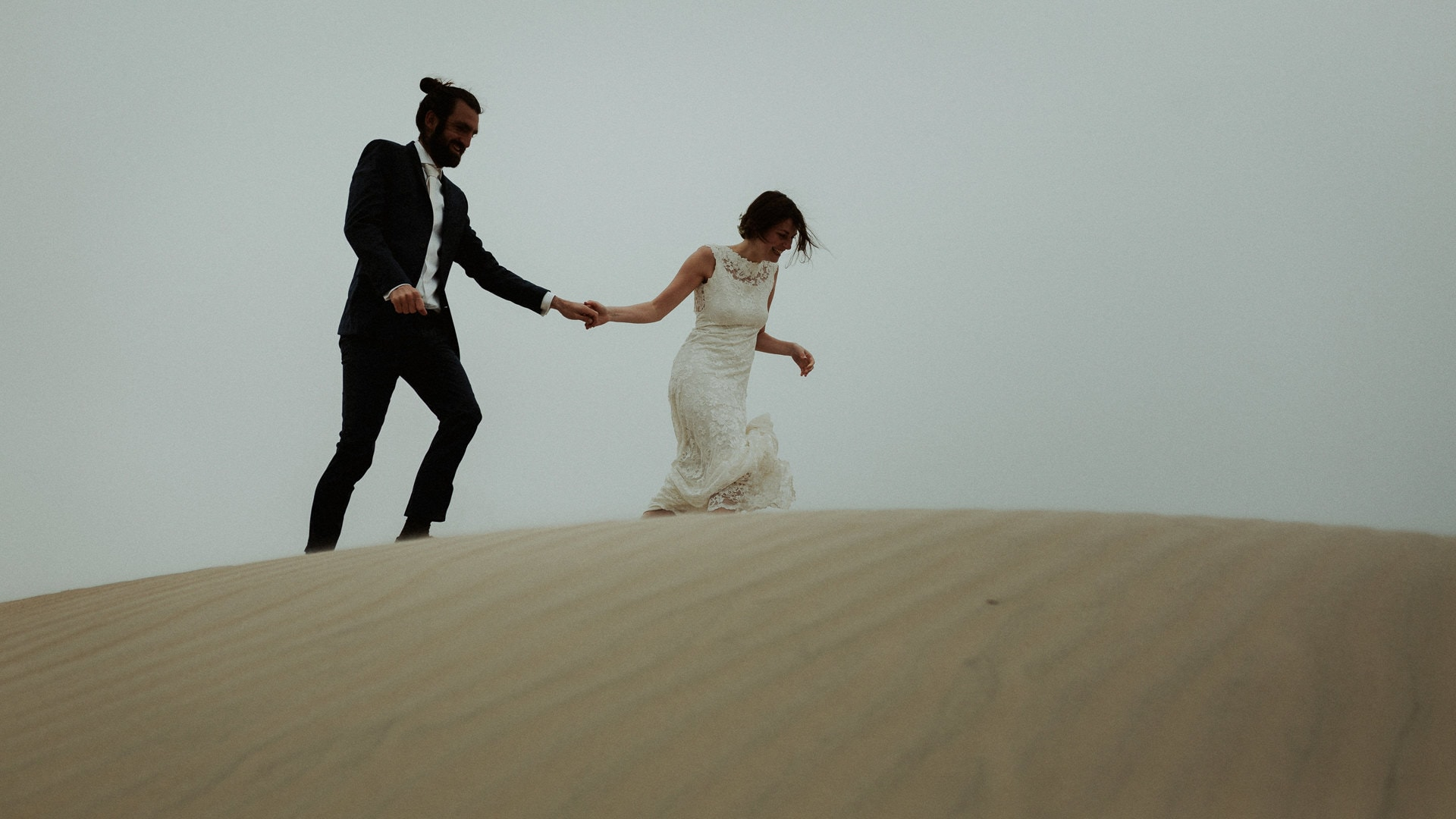 Denmark Wedding Photographer Klitmoeller Surf Elopement 0013