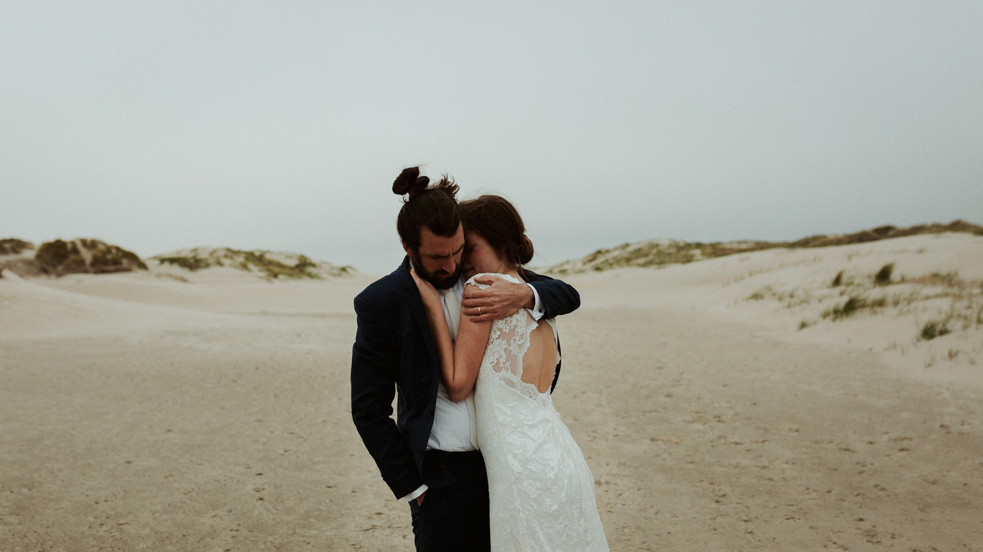 Denmark Wedding Photographer Klitmoeller Surf Elopement 0017