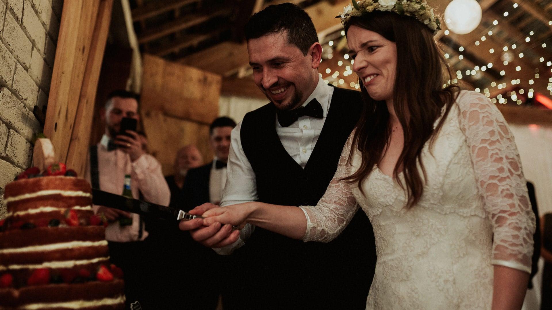 Edenbarn Wedding Photographer Lake District England 0024