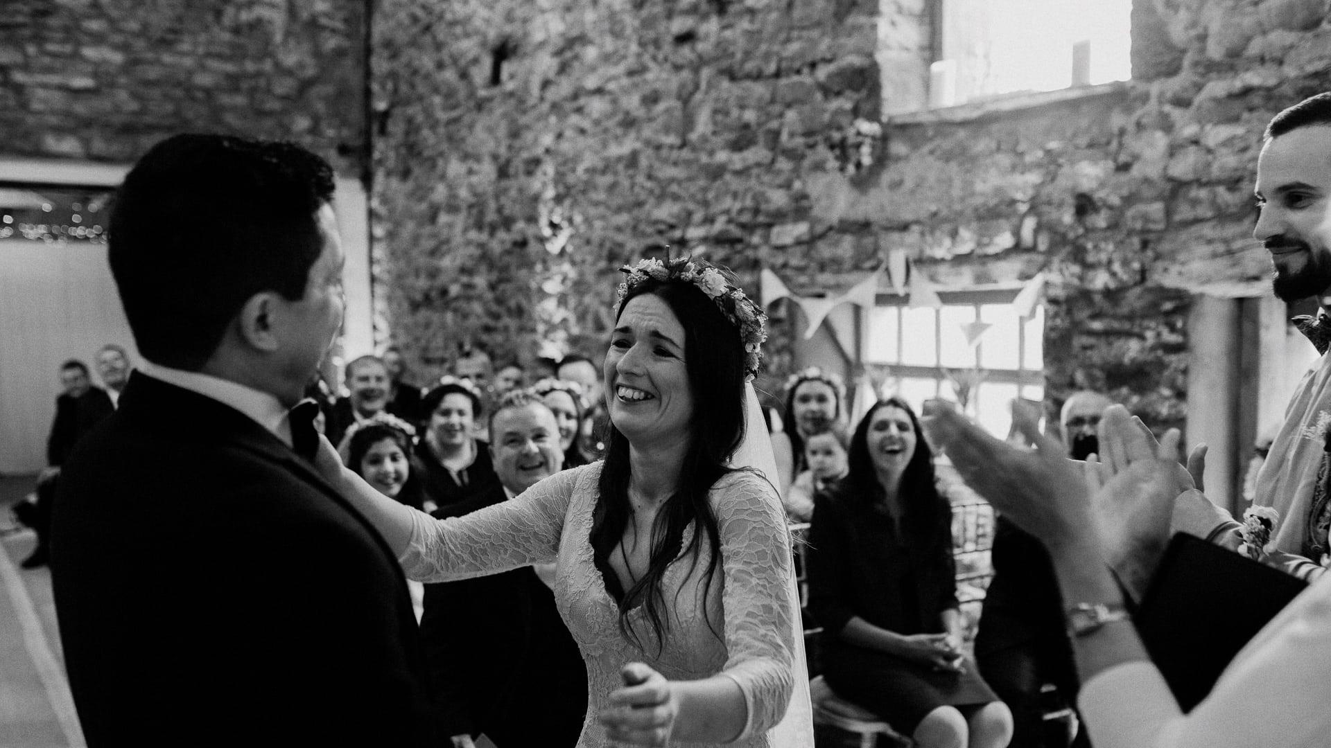 Edenbarn Wedding Photographer Lake District England 0044