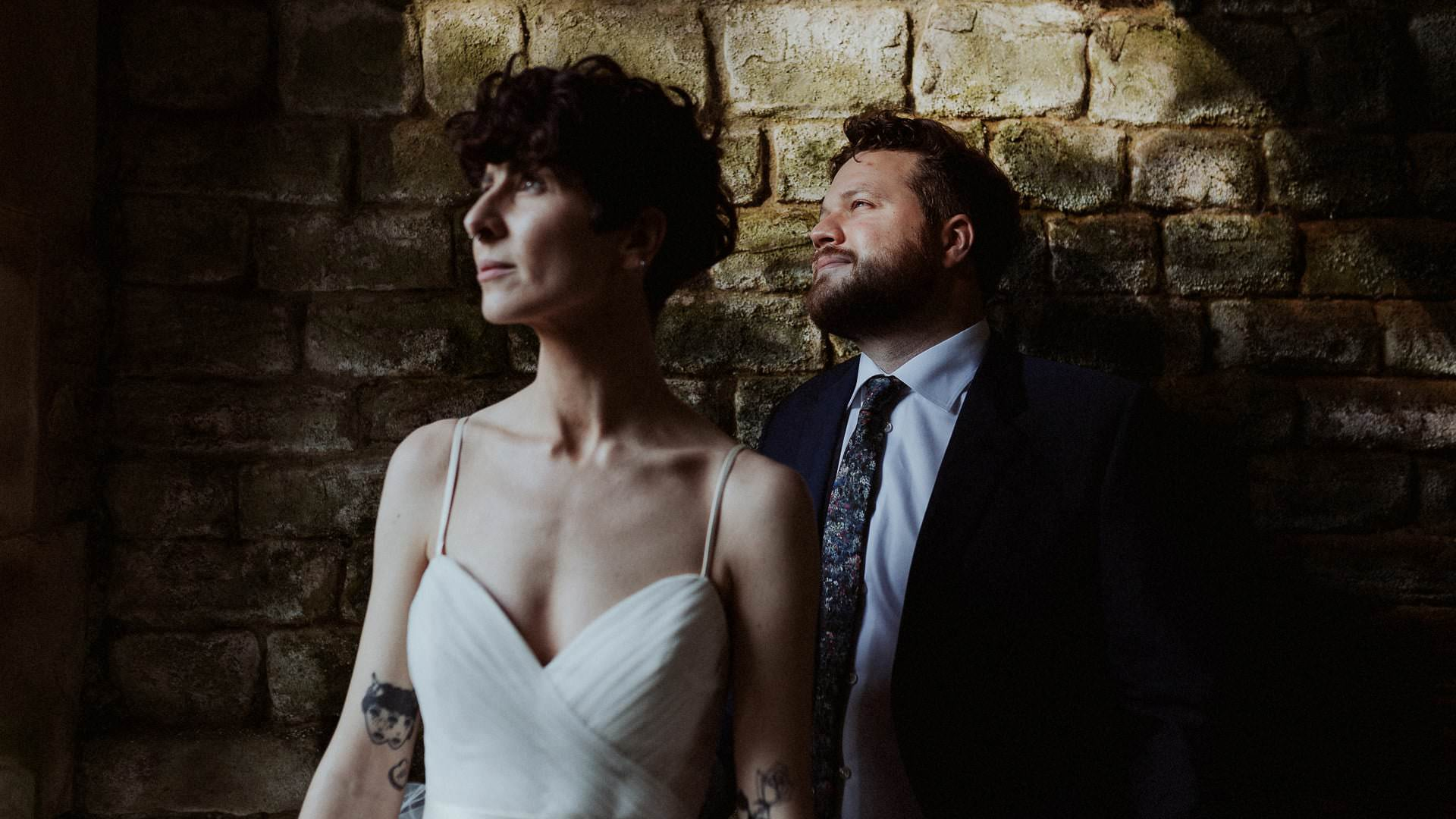 Manchester Wedding Photographer Feminist Wedding Wentworth Castle Gardens 0108