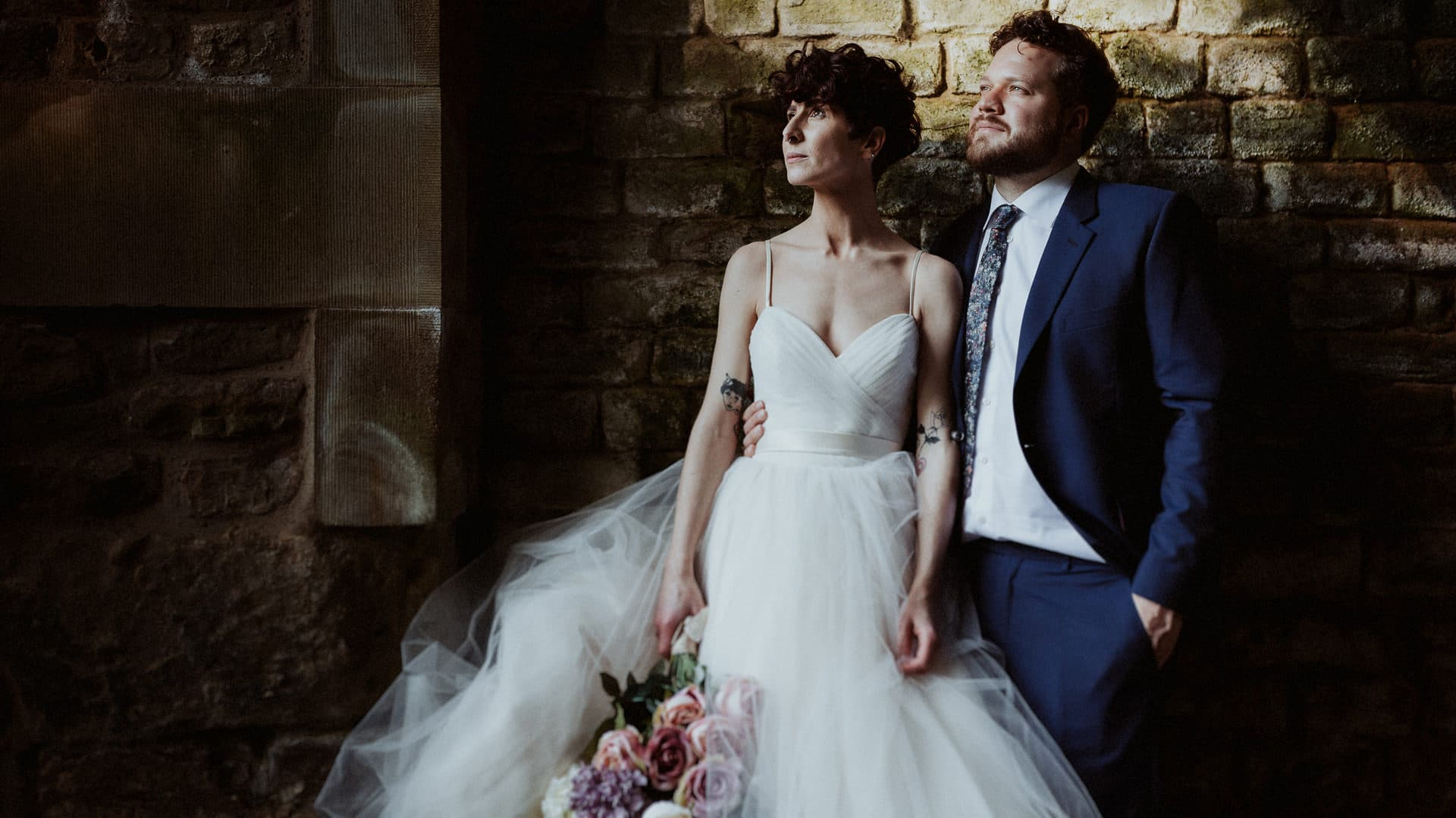 Manchester Wedding Photographer Feminist Wedding Wentworth Castle Gardens 0129
