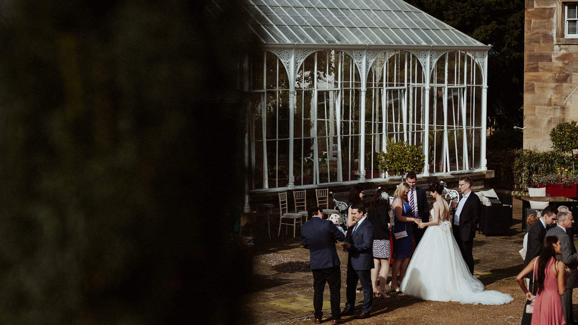 Manchester Wedding Photographer Feminist Wedding Wentworth Castle Gardens 0130