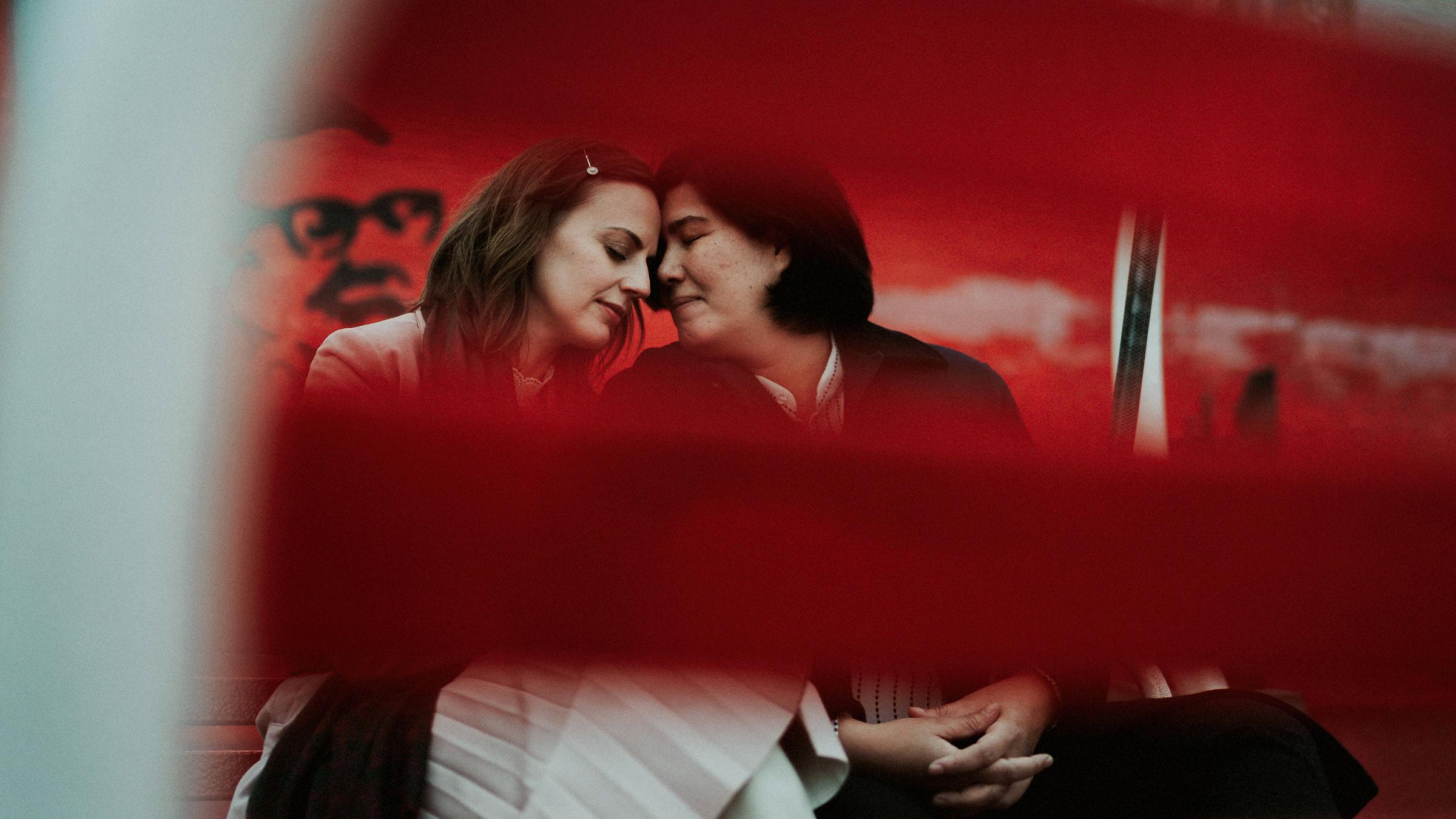 Copenhagen Lesbian Same Sex Elopement Wedding Photographer0014