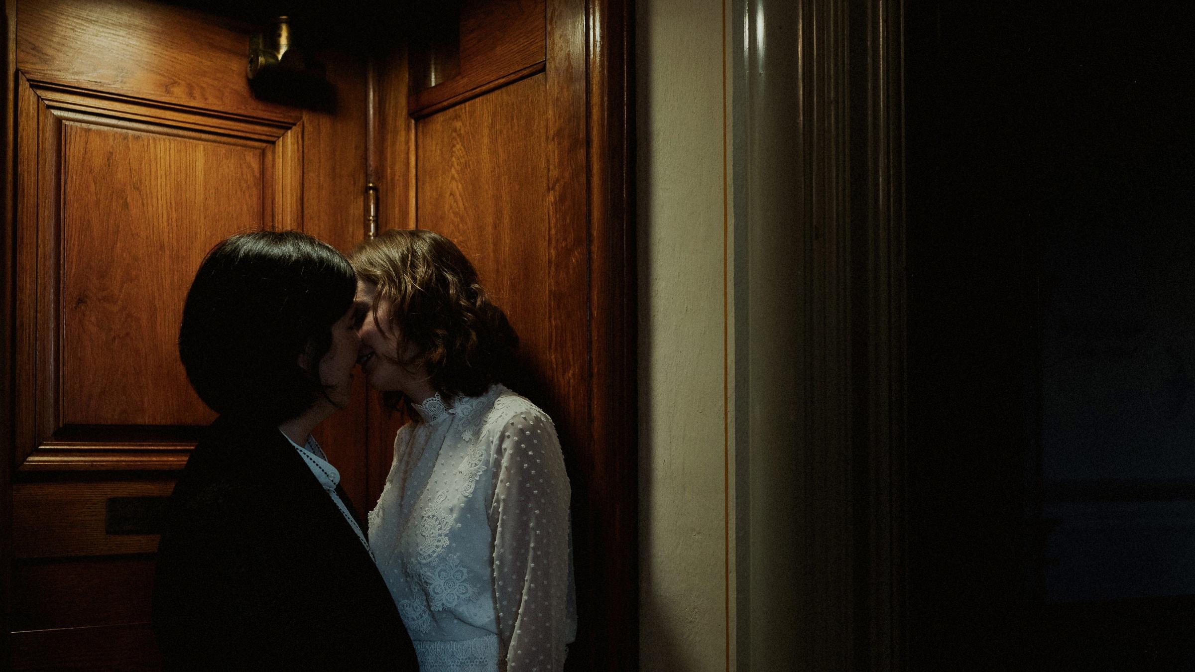 Copenhagen Lesbian Same Sex Elopement Wedding Photographer0033