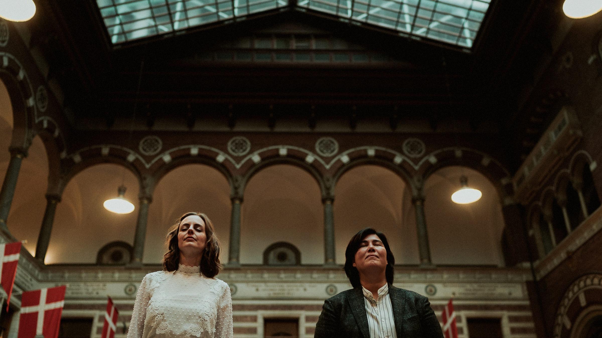 Copenhagen Lesbian Same Sex Elopement Wedding Photographer0042